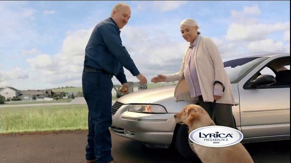Lyrica TV Commercial, 'Kenny's Story'