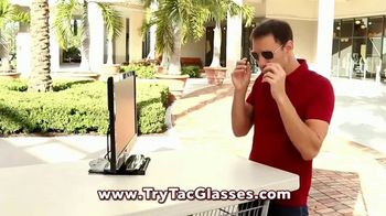 Bell + Howell Tac Glasses TV Spot, 'No Ordinary Sunglasses: Double Offer' - Thumbnail 4