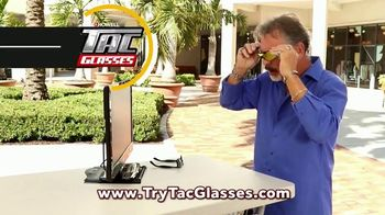 Bell + Howell Tac Glasses TV Spot, 'No Ordinary Sunglasses: Double Offer' - Thumbnail 5