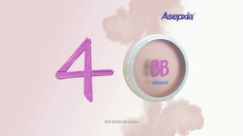 Asepxia BB TV Spot, 'Esconde imperfecciones' [Spanish] - Thumbnail 5