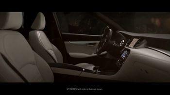 2019 Infiniti QX50 TV Spot, 'Designed Around You' [T2] - Thumbnail 3