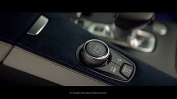 2019 Infiniti QX50 TV Spot, 'Designed Around You' [T2] - Thumbnail 4