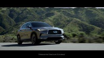 2019 Infiniti QX50 TV Spot, 'Designed Around You' [T2] - Thumbnail 7
