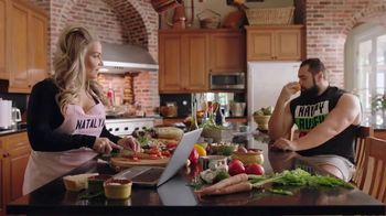 XFINITY TV Spot, 'Anniversary Dinner' Featuring Rusev, Lana and Natalya - Thumbnail 6