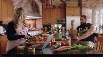 XFINITY TV Spot, 'Anniversary Dinner' Featuring Rusev, Lana and Natalya - Thumbnail 7