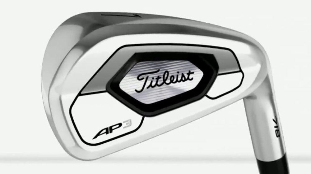 Titleist 718 AP3 TV Commercial, 'The Player's Distance Iron' - Video