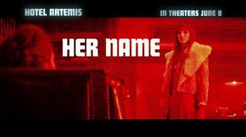 Hotel Artemis - Alternate Trailer 13