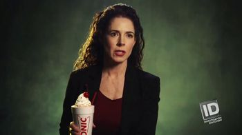 Sonic Drive-In TV Spot, 'Investigation Discovery: Half-Price Shakes' - Thumbnail 5