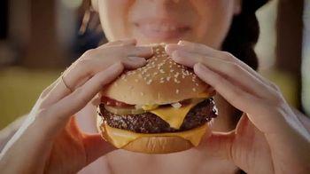 McDonald's Quarter Pounder TV Spot, 'Maria: Fresh Beef' Feat. Luis Fonsi - Thumbnail 1