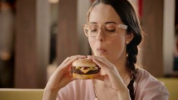 McDonald's Quarter Pounder TV Spot, 'Maria: Fresh Beef' Feat. Luis Fonsi - Thumbnail 2