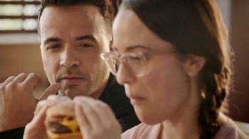 McDonald's Quarter Pounder TV Spot, 'Maria: Fresh Beef' Feat. Luis Fonsi - 10 commercial airings