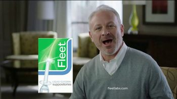 Fleet Liquid Glycerin Suppositories TV Spot, 'Where Will You Be?' - Thumbnail 6