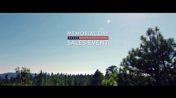 Jeep Memorial Day Sales Event TV Spot, 'Great Deals' Song by The Score [T2] - Thumbnail 1