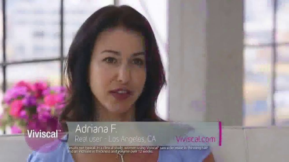 Viviscal TV Commercial, 'Promotes Hair Growth'