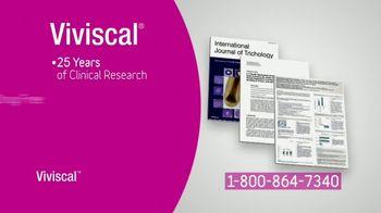 Viviscal TV Spot, 'Promotes Hair Growth' - Thumbnail 4