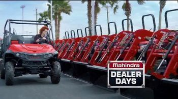 Mahindra Dealer Days TV Spot, 'American' - Thumbnail 2