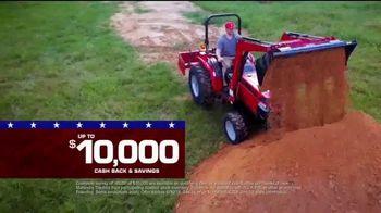 Mahindra Dealer Days TV Spot, 'American' - Thumbnail 4