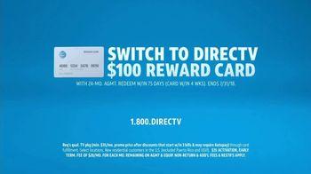 DIRECTV TV Spot, 'More for Your Thing: Binge: $100 Reward Card' - Thumbnail 8
