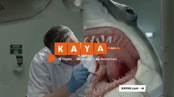 Kayak TV Spot, 'Shark' - Thumbnail 8