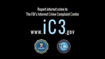 FBI Internet Crime Complaint Center TV Spot, 'Report Internet Crime' - Thumbnail 10