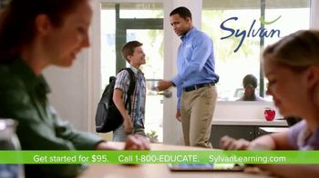 Sylvan Learning Centers TV Spot, 'We Understand Math' - Thumbnail 3