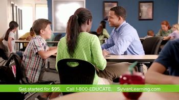 Sylvan Learning Centers TV Spot, 'We Understand Math' - Thumbnail 4