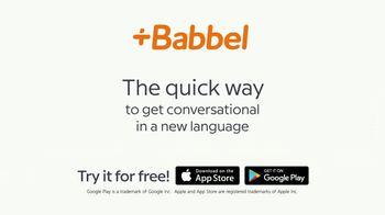 Babbel TV Spot, 'Debby' - Thumbnail 7
