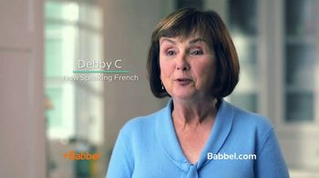 Babbel TV Spot, 'Debby' - Thumbnail 3