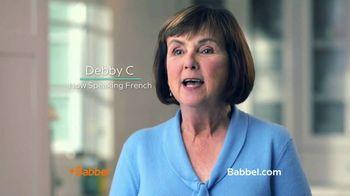 Babbel TV Spot, 'Debby' - Thumbnail 4