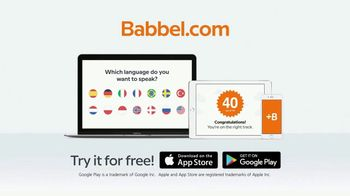 Babbel TV Spot, 'Debby' - Thumbnail 6