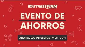 Mattress Firm Evento de Ahorros TV Spot, 'Los mejores colchones' [Spanish] - Thumbnail 7