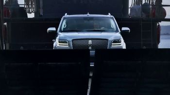 2018 Lincoln Navigator TV Spot, 'Uncharted Waters' Ft. Matthew McConaughey [T1] - Thumbnail 5