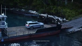 2018 Lincoln Navigator TV Spot, 'Uncharted Waters' Ft. Matthew McConaughey [T1] - Thumbnail 7
