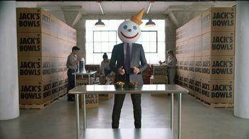 Jack in the Box Teriyaki Bowls TV Spot, 'Las agallas' [Spanish]