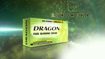 Dragon Pain Numbing Cream TV Spot, 'Despertar torcida' [Spanish] - Thumbnail 8