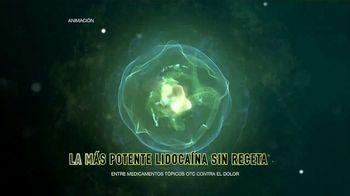Dragon Pain Numbing Cream TV Spot, 'Despertar torcida' [Spanish] - Thumbnail 4