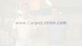 Carpe Hand and Foot Antiperspirant TV Spot, 'Sweaty Hands and Feet' - Thumbnail 9