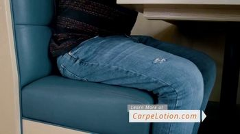 Carpe Hand and Foot Antiperspirant TV Spot, 'Sweaty Hands and Feet' - Thumbnail 2