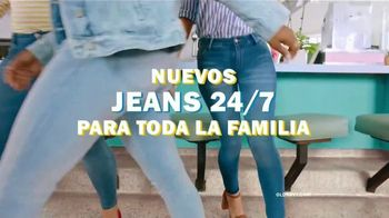 Old Navy 24/7 Jeans TV Spot, 'Dile hola a los jeans 24/7' [Spanish] - Thumbnail 3
