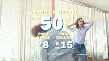 Old Navy 24/7 Jeans TV Spot, 'Dile hola a los jeans 24/7' [Spanish] - Thumbnail 7