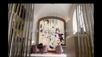 Raffles Hotel TV Spot, 'Beautifully Curated' - Thumbnail 2
