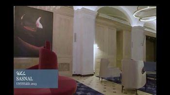 Raffles Hotel TV Spot, 'Beautifully Curated' - Thumbnail 4