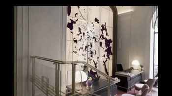 Raffles Hotel TV Spot, 'Beautifully Curated' - Thumbnail 5