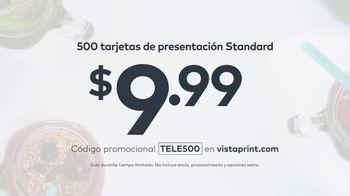 Vistaprint TV Spot, 'Multi Phase II DR BC offer TELE500' [Spanish] - Thumbnail 9