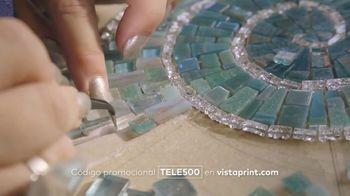 Vistaprint TV Spot, 'Multi Phase II DR BC offer TELE500' [Spanish] - Thumbnail 5