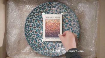 Vistaprint TV Spot, 'Multi Phase II DR BC offer TELE500' [Spanish] - Thumbnail 6