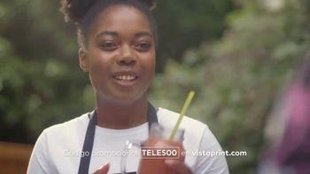Vistaprint TV Spot, 'Multi Phase II DR BC offer TELE500' [Spanish] - Thumbnail 7