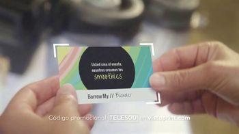 Vistaprint TV Spot, 'Multi Phase II DR BC offer TELE500' [Spanish] - Thumbnail 8