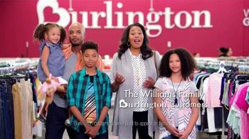 Burlington TV Spot, 'The Williams Family Gets More School Cool for Less' - Thumbnail 1