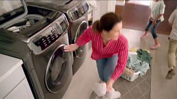 The Home Depot TV Spot, 'Appliances Make Life Easier: Washer & Dryer' - Thumbnail 1